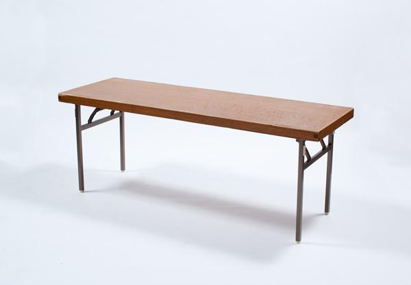 角テーブル(600×1800)