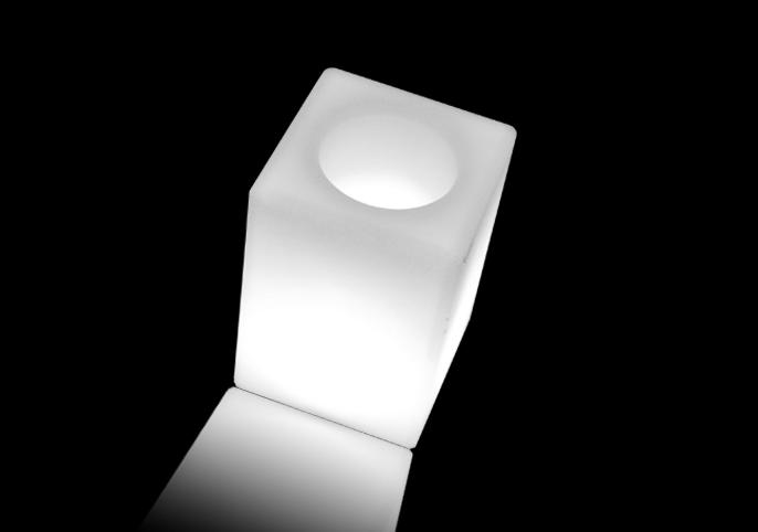 卓上ライト(穴あり):M-010