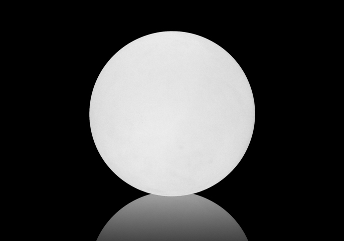 丸型卓上ライト:M-011