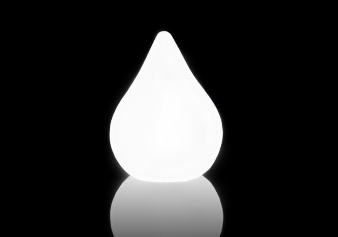 ドロップ型卓上ライト:M-012